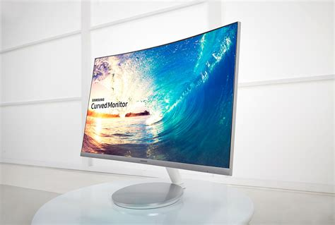samsung ordinateur de bureau freesync hdmi samsung launches 1800r curved fhd