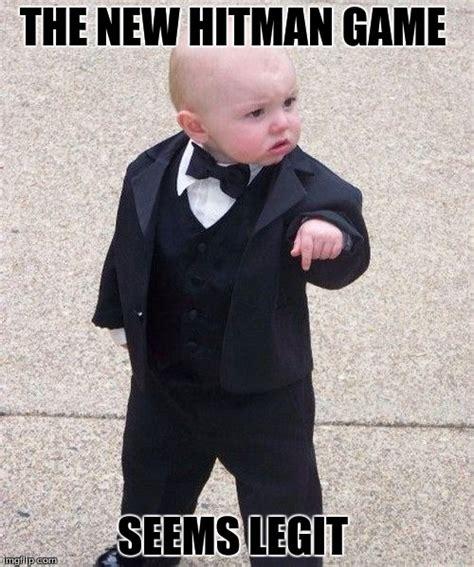 Godfather Baby Meme - baby godfather meme imgflip