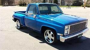 Sell Used 1986 Gmc Stepside   Custom   Hotrod In Pueblo