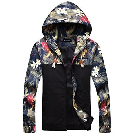flores hoodie jacket mens stylish floral printed light weight hoodie jackets