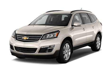 2014 Chevrolet Traverse Review And Rating  Motor Trend