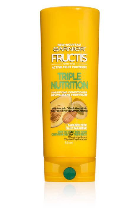 Amazon.com : Garnier Hair Care Fructis Triple Nutrition