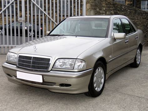 Mercedes benz c class, 2000, white, 2500cc, diesel, manual, 4, saloon, 115808miles, c250 td w202, 1 previous owner, full franchise service. 1998 Mercedes W202 C240 V6 Eleg. Auto(5) - 56K - FSH - Immaculate SOLD   Car And Classic