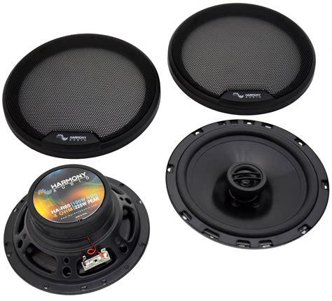 gmc 2500hd 3500hd 2014 up oem speaker upgrade harmony speakers package ha spk package921