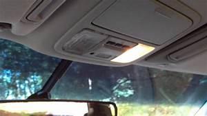 2006 Honda Pilot Ex Map  Dome Light Problem