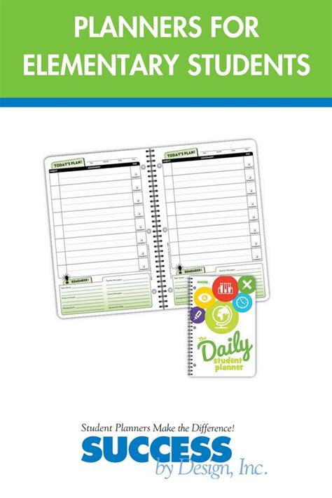 planners for college students 33 best elementary student planners images on pinterest