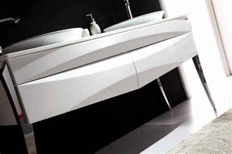 kube riso  double sink bathroom vanity