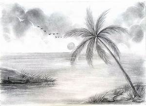 Best Pencil Drawings Of Nature Easy - Great Drawing