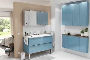 Meuble Salle De Bain Peu Profond : meuble de salle de bain pensez aux petites profondeurs ~ Edinachiropracticcenter.com Idées de Décoration
