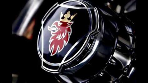 Saab Car Logo Editorial Image