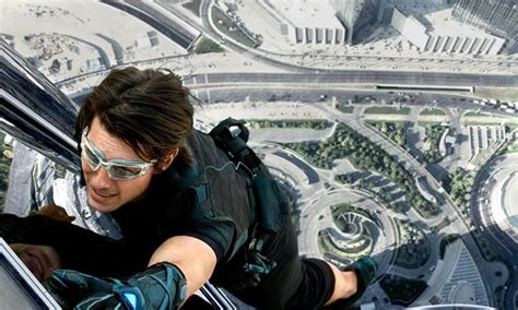 Passion Stylish Action Entertainer Mission Impossible 4