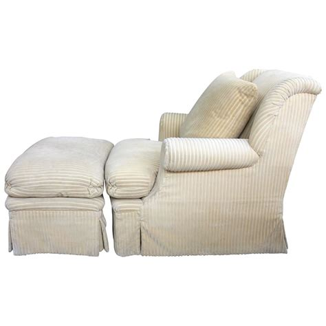 comfy armchair with ottoman comfy oversized chair with ottoman chair and a half