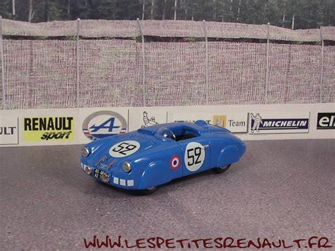 Les Petites Renault - Renault 4cv VP Le Mans 1953