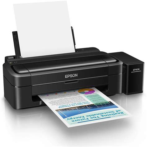 epson l310 printer infus hitam murah berkualitas bergaransi epson l310 fast printing