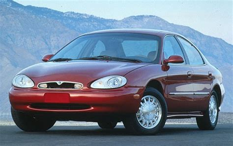 mercury sable sedan pricing  sale edmunds