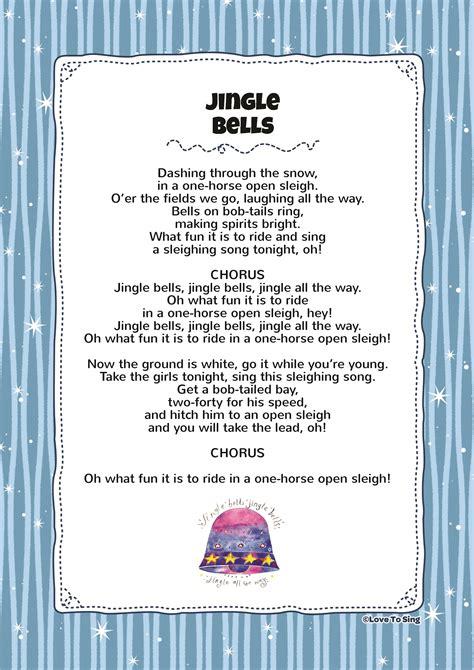 jingle bells kids video song   lyrics activities