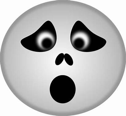 Halloween Smiley Clipart Skull Ghost Spooky Pixabay