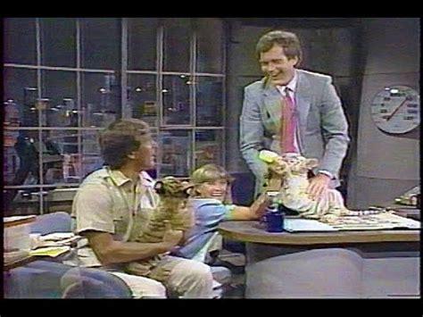 Jack Hanna on Late Night with David Letterman (July 31st ...