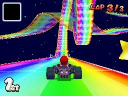 Rainbow Road Through The Years Feature Prima Games