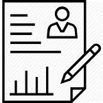 Icon Job Resume Manager Template Clipart Company