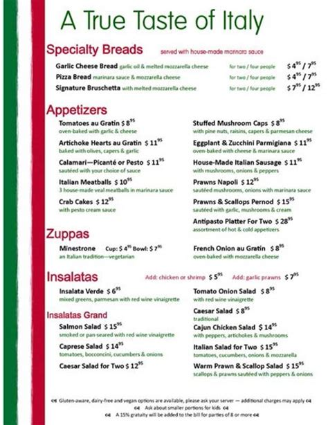 paesano s restaurant in richmond bc award winning italian restaurant in steveston