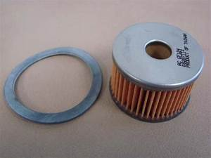 T 9365 Fuel Filter Element  U0026 Gasket For 1955