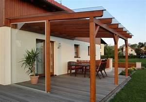 Terrassenuberdachungen nutzliche planungshilfen for Terrassenüberdachungen holz glas