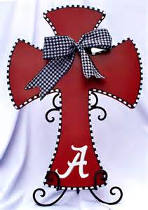 Alabama Crimson Tide Cross