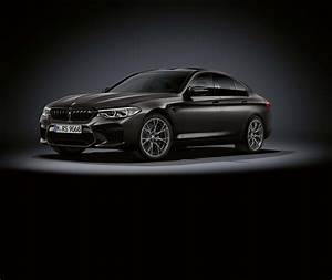 2020 BMW M5 Edition 35 Years: Limited to 350 Units Only