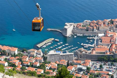 mirrored side the most beautiful places to see in dubrovnik