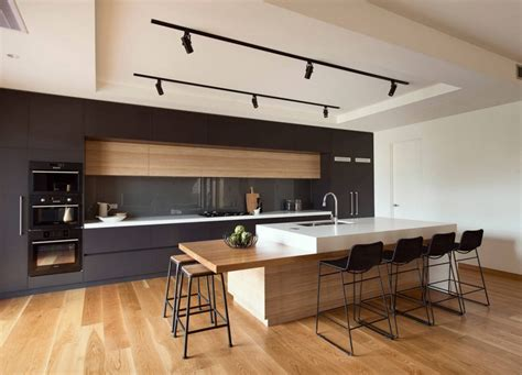 decorating kitchen islands useful items as decor in this modern kitchen avi