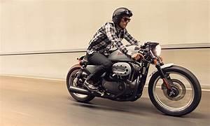 Moto Style Harley : harley davidson sportster cafe racer flattracker bmw ducati ktm ~ Medecine-chirurgie-esthetiques.com Avis de Voitures