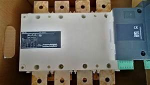 Jual Beli Socomec Motorised Automatic Transfer Switch