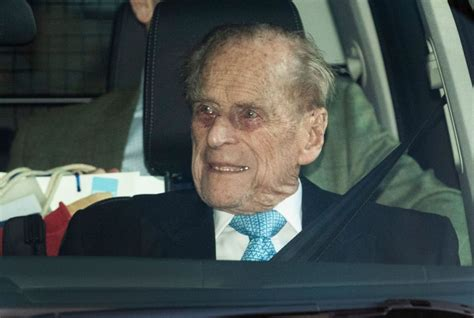 Prince Philip Leaves Hospital After 4 Nights in Time for ...