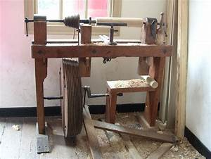 How to Build Treadle Lathe Plans Plans Woodworking