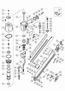 Hitachi Nr65ak2 Parts List
