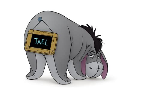 Eeyore Or Eye Sore