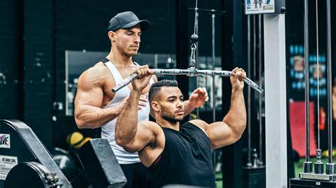 jeremy buendia shoulder workout full body workout blog