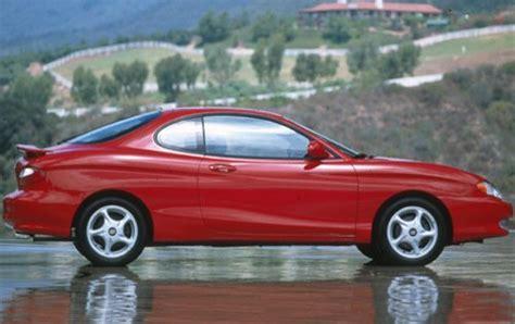 1998 Hyundai Tiburon by Used 1998 Hyundai Tiburon Pricing For Sale Edmunds