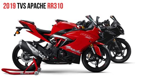 Tvs Apache Rr 310 2019 by 2019 Tvs Apache Rr310 Launched Top 5 Thing To