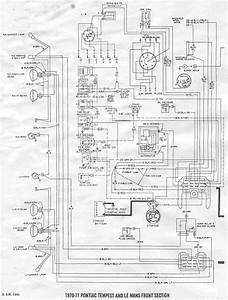 Relay Wiring Diagram 71 Le Mans