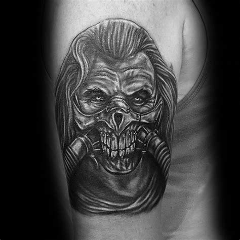 mad max tattoo designs  men fury road ideas