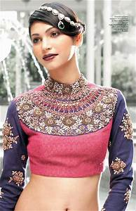 45 Most Traditional Saree Blouse Designs for Indian Women