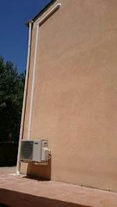 Clim Murale Sans Groupe Exterieur : installation clim r versible de 2 chambres maison multi ~ Edinachiropracticcenter.com Idées de Décoration