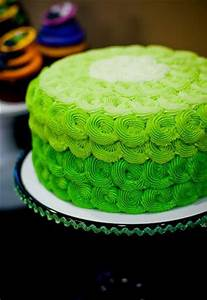 Lime Green Frosting Let Them Eat Cake