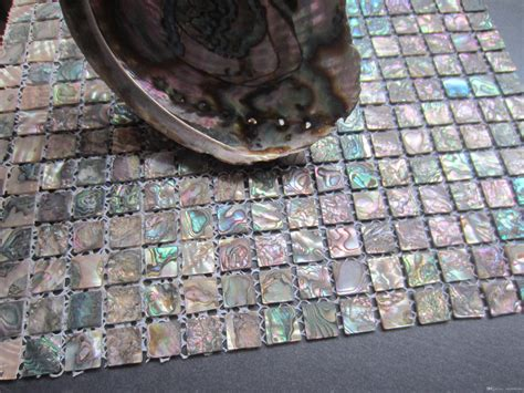 photos bathroom backsplash cheap abalone shell green mosaic tile kitchen
