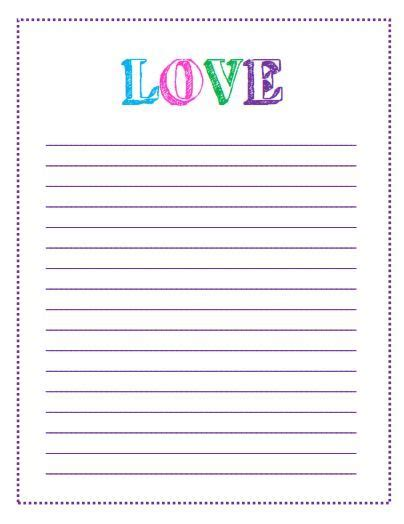printable valentines day   lists heart pattern