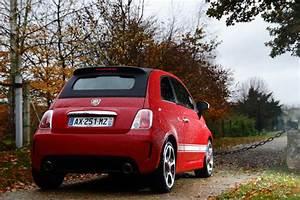Atout Fiat : fiat 500 c abarth 2010 essai ~ Gottalentnigeria.com Avis de Voitures