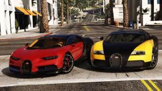 Gta 5 mods bugatti veyron super sport mod is here! GTA 5 - PhotoVision Bugatti Chiron vs Bugatti Veyron - 1080p 60FPS | GTA V PC MOD - YouTube