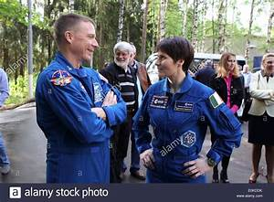 ISS Expedition 40/41 backup crew members Terry Virts of ...
